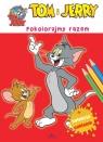 Tom i Jerry Pokolorujmy razem