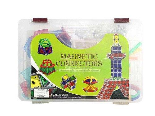 Klocki magnetyczne 150 elementów