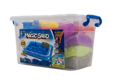 Magic Sand - wiaderko 3kg