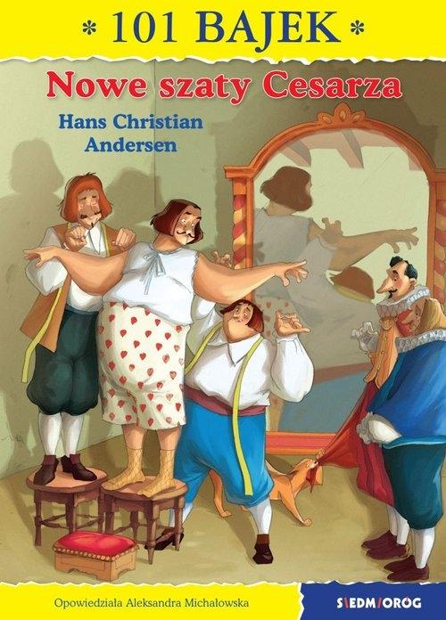 Nowe szaty Cesarza Hans Christian Andersen