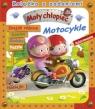 Mały chłopiec. Książka z zadaniami. Motocykle Agathe Clair, Emilie Beaumont, Alexis Nesme (ilustr.)