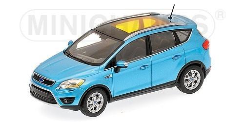 Ford Kuga 2008 (blue)