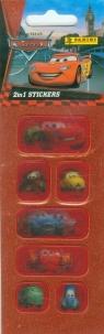 Naklejki 2 w 1 Mini Disney Auta (7000084a0312)