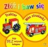 Złóż i baw się: Traktor, wóz strażacki