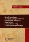 Czynniki warunkujące wewnątrzpopulacyjną zmienność konstytutywnej Sitek Aneta