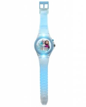 Zegarek cyfrowy z podświetleniem LED - Frozen (WD17490)