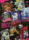 Teczka z gumką A4 Monster High