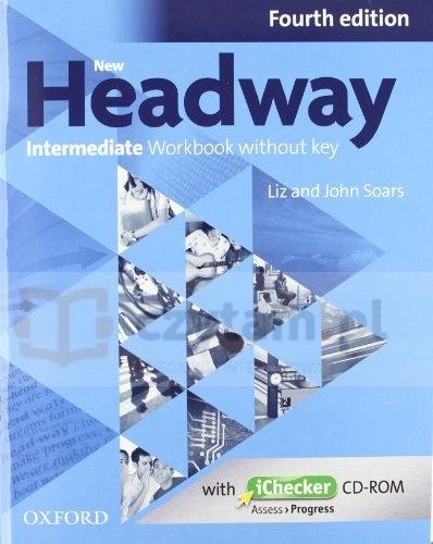 Headway 4E Intermediate Workbook +iChecker Soars Liz, Soars John