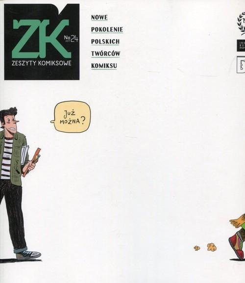 Zeszyty komiksowe nr 24