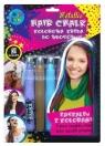 Kreda do włosów, kolory Metalic (STN-14-18)