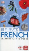 15 Minute French Learn in just 12 weeks Lemoine Caroline