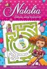 Zabawy małej księżniczki Natalia