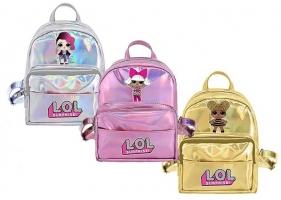 L.O.L. Surprise: Plecak fashion metalizowany (113835LOL)