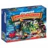 Playmobil Pirates: Kalendarz adwentowy Poszukiwania skarbu w zatoce (70322)