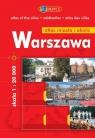 Warszawa Atlas miasta i okolic