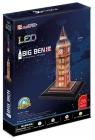 Puzzle 3D: LED - Big Ben (306-20501)