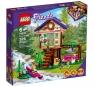 Lego Friends: Leśny domek (41679)