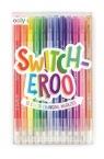 Zmieniające kolor flamastry Switch-Eroo 12 sztuk