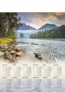 Kalendarz plakatowy Pieniny A1 2018
