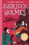 Sherlock Holmes T.1 Studium w szakrłacie