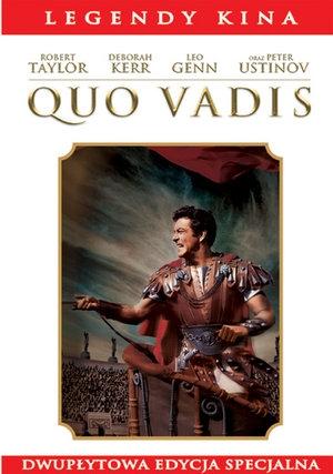 Quo Vadis (edycja 2-płytowa, seria Legendy kina)