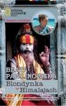 Blondynka w Himalajach