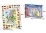 Puzzle piankowe. Mapa Europy 24 elementy