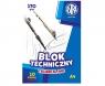 Blok techniczny A4/10K 170g (10szt) ASTRA