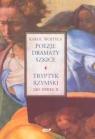 Poezje dramaty szkice Tryptyk Rzymski Wojtyła Karol