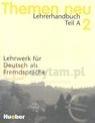 Themen neu 2 Lehrerhandbuch Teil A  Aufderstrasse Hartmut, Bock Heiko