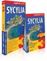 Sycylia przewodnik + atlas + mapa explore! guide Fundowicz-Skrzyńska Agnieszka
