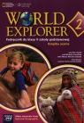 World Explorer 2 Podręcznik + Przygotowanie do sprawdzianu szóstoklasisty