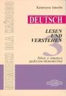 Wagros - Deutsch Lesen Und Verstehen 3