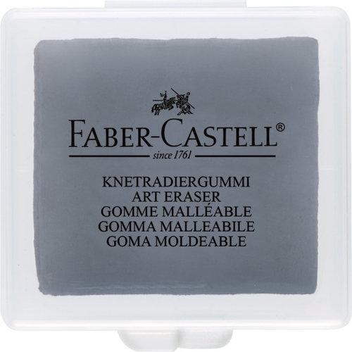 Gumka artystyczna chlebowa Faber-Castell - szara (127220)