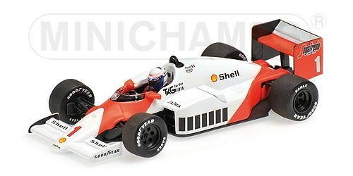McLaren TAG MP4/2C #1 Alain Prost World Champion 1986