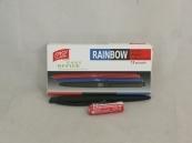 Długopis automatyczny czarny 837022