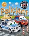 Samochodzik Franek Policjant