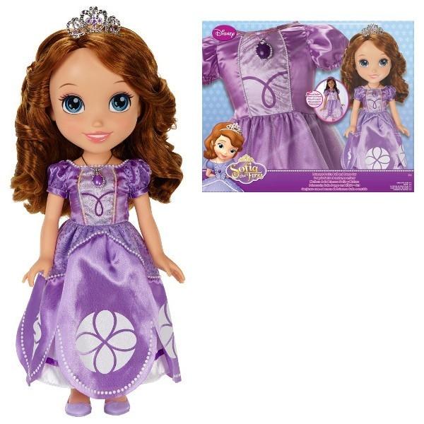 JAKKS Zosia+sukienka dla dziewczynek (93122)