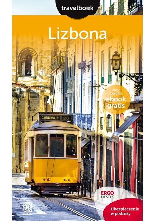 Lizbona Travelbook Gierak Krzysztof, Mazur Joanna, Pamuła Anna