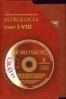 Astrologia 8 tomów Konaszewska-Rymarkiewicz Krystyna