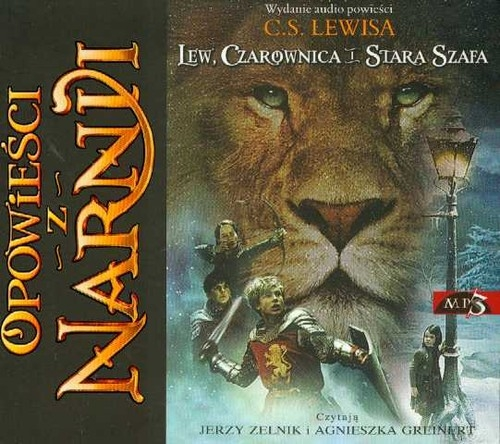Opowieści z Narnii: Lew, czarownica i stara szafa (Audiobook) Lewis Clive Staples
