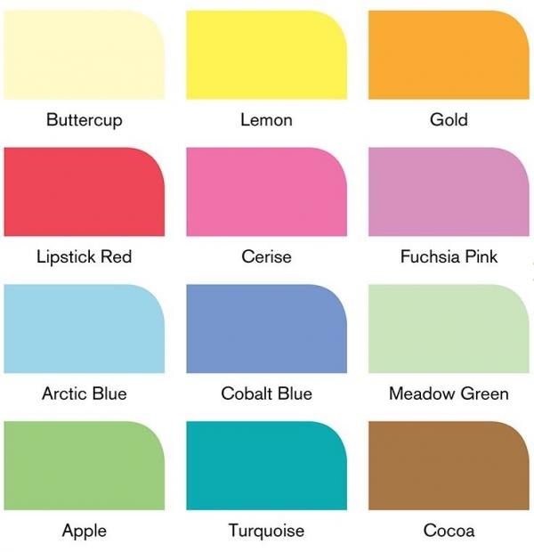 Zestaw pisaków Promarker Winsor & Newton - Set 2, 12 kolorów (0290023)