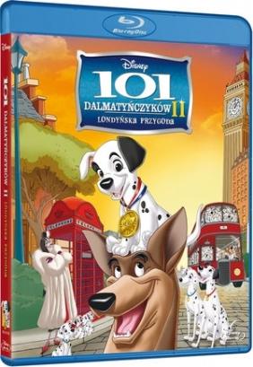 101 dalmatyńczyków 2. Londyńska przygoda (Blu-ray)