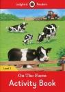 On the Farm Activity Book Level 1