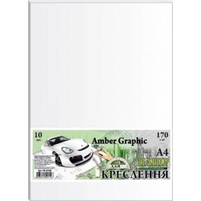 Papier do kreślenia i rysowania A3 10 arkuszy 170g/m2