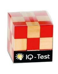 IQ-Test Kostka Magiczny Wąż czerwona