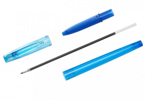 Długopis olejowy Pilot Super Grip G niebieski (BPGG-8R-F-L)