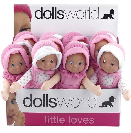 Lalka bobas 30 cm My first dolly (08522)
