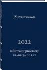Informator Prawniczy. Tradycja od lat 2022, granatowy (format B6)