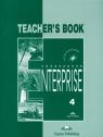 Enterprise 4 Teacher's Book  Evans Virginia, Dooley Jenny